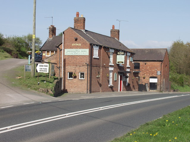 The Gredington Arms, Llan-y-pwll