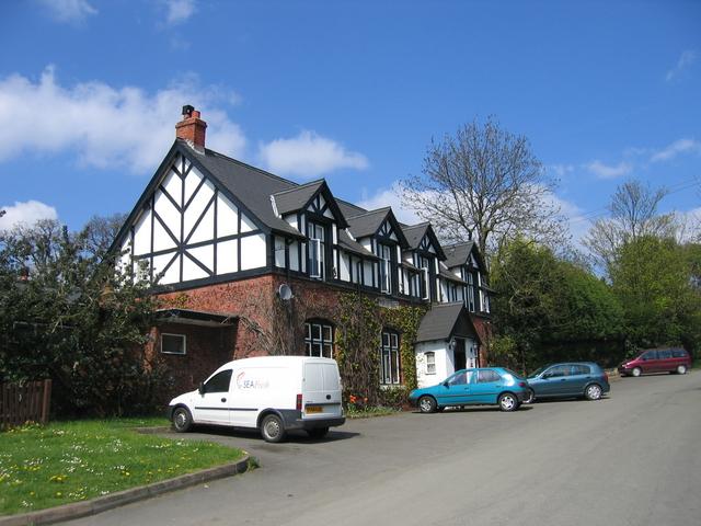 Hollybush Inn, Gorcott Hill