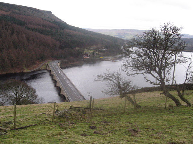 Ladybower Reservoir Bridge