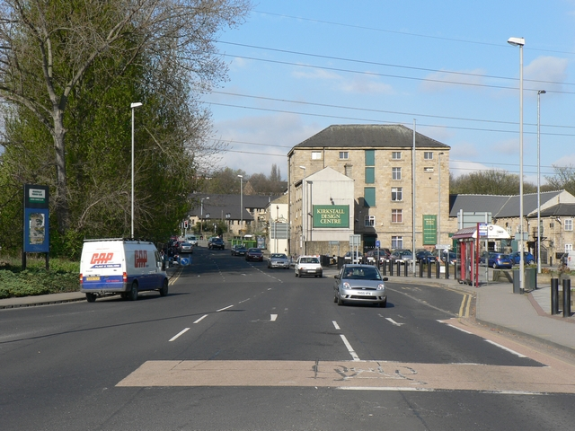 Bridge Road, Kirkstall