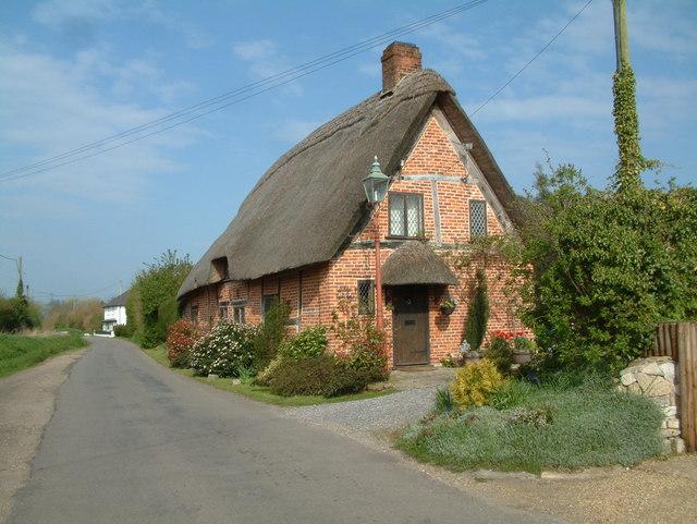 Upper Burgate, Hampshire