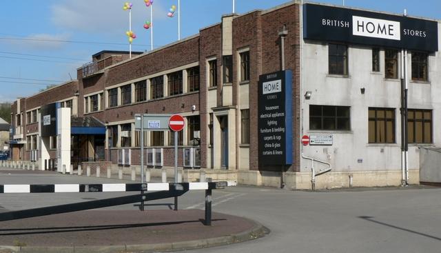 BHS Store, Bridge Road, Kirkstall