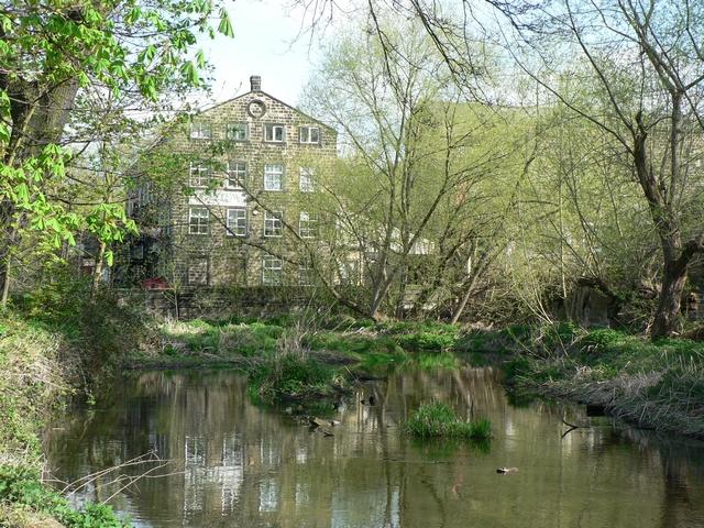 Kirkstall Goit and Abbey Mills, Kirkstall
