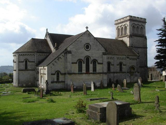 Whiteshill Church