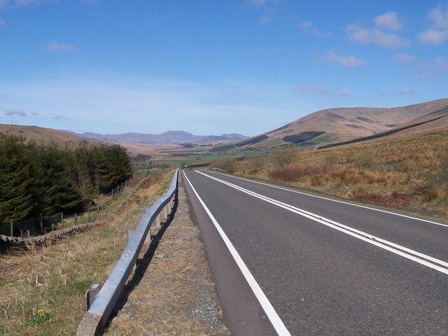 Glen Fruin New Road
