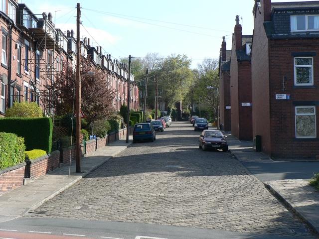 Norman Street, Kirkstall