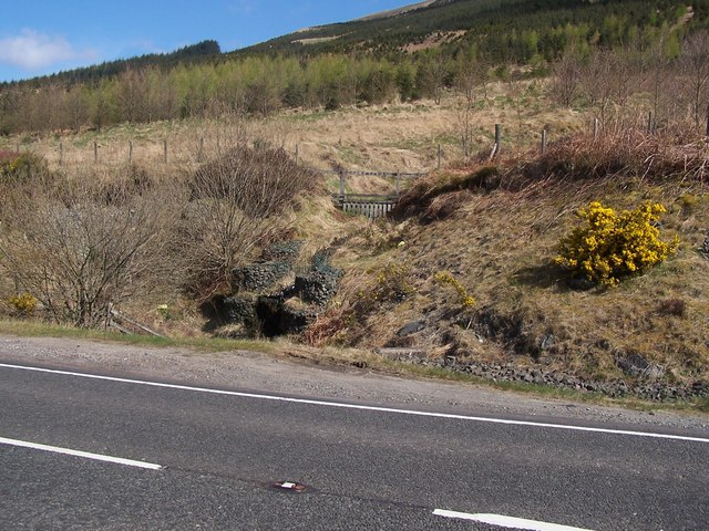 New Glen Fruin Road