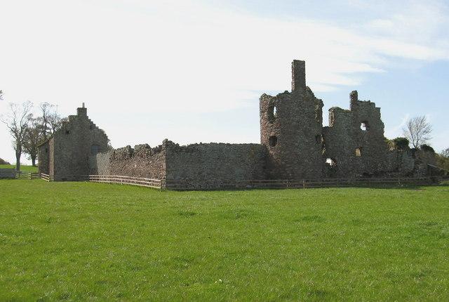 Garleton Castle, Haddington