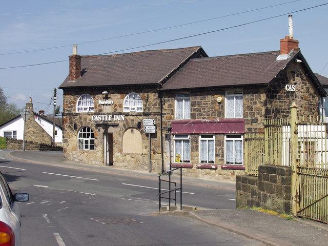 The Castle Inn, Brynteg