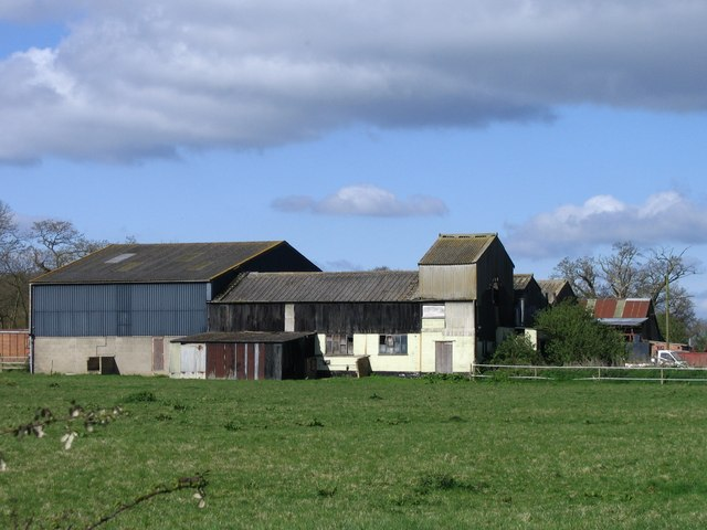 Knacker's Yard/The Paddocks, Shotesham