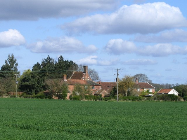 Wolferd Green Farm, Shotesham