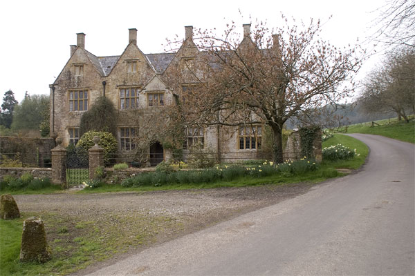 Manor House at Higher Wraxall