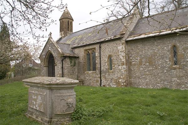 Lower Wraxall Church