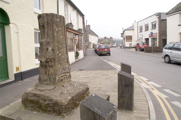 Market cross, Maiden Newton