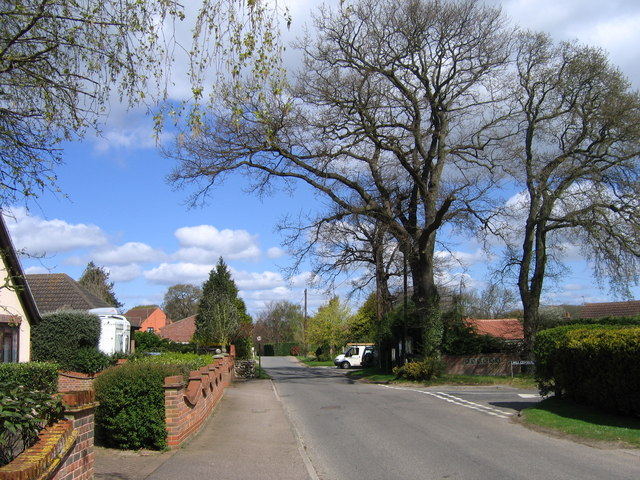 Mill Road, Thurton
