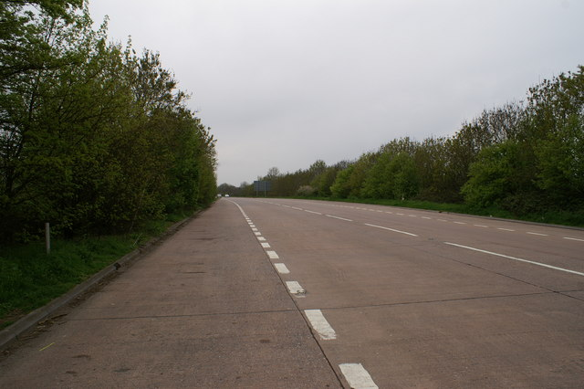 A38 from M5 to Wellington