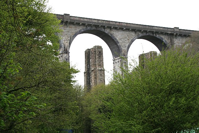Railway Viaduct near Ponsanooth