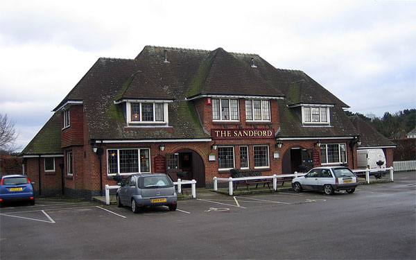 The Sandford Inn, near Wareham
