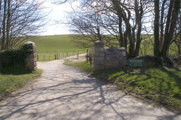Gateway to Encombe