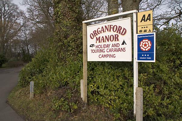 Organford Manor Holiday Park