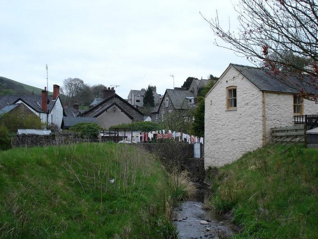 A different view of Llanfair TH