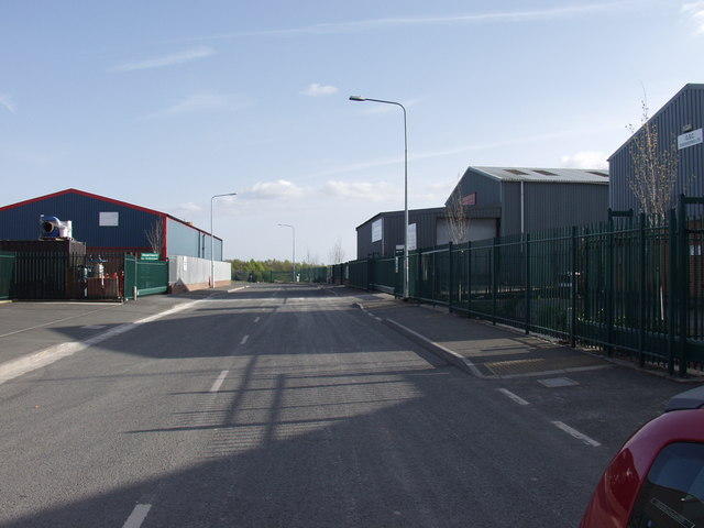 Mountain View Industrial Estate