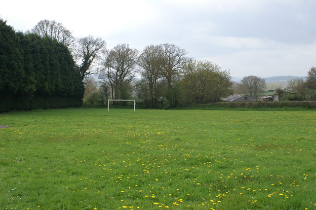 Football Field Culmstock