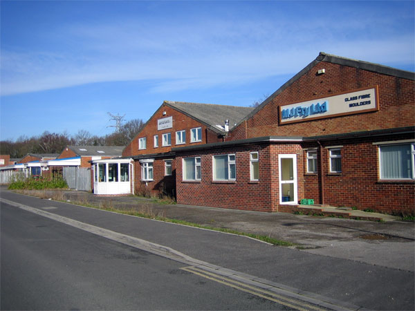 Industrial Estate, Allens Lane, Hamworthy, Poole