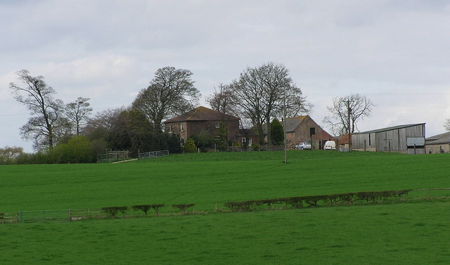 East Ketton :  Farm