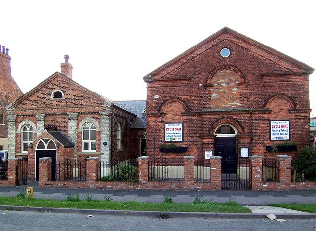 Old Chapel, Waterside Road