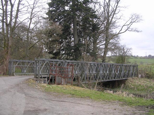 Moss Bridge, near Dumgoyne