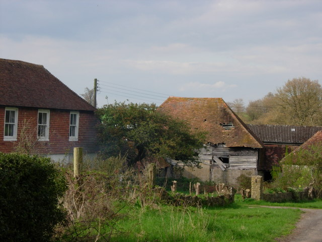 Farm buildings in need of repair