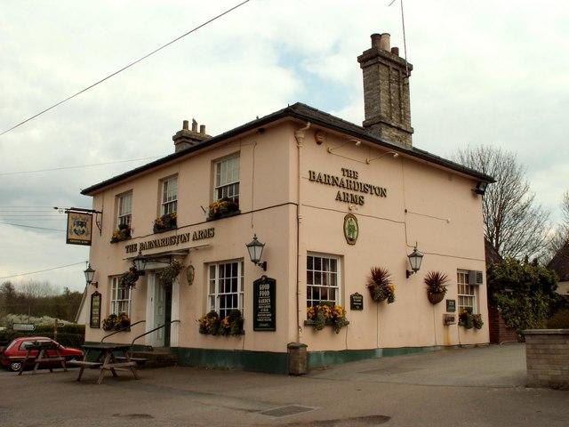 'The Barnardiston Arms' public house, Kedington, Suffolk