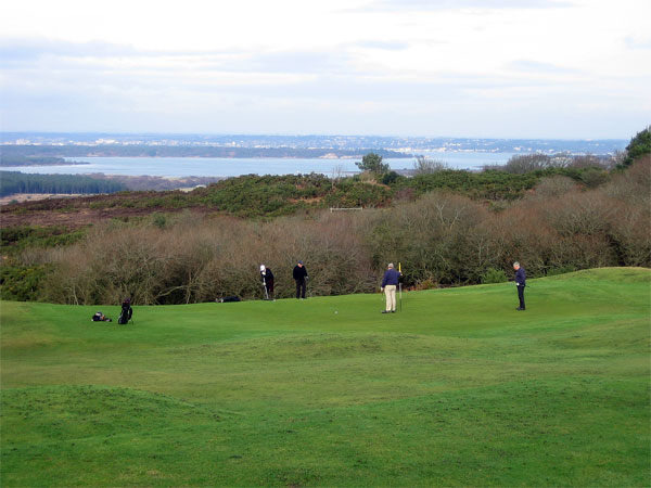 The Isle of Purbeck Golf Club, Studland
