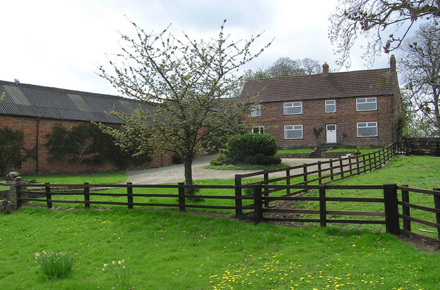 Newton Ketton Farm.