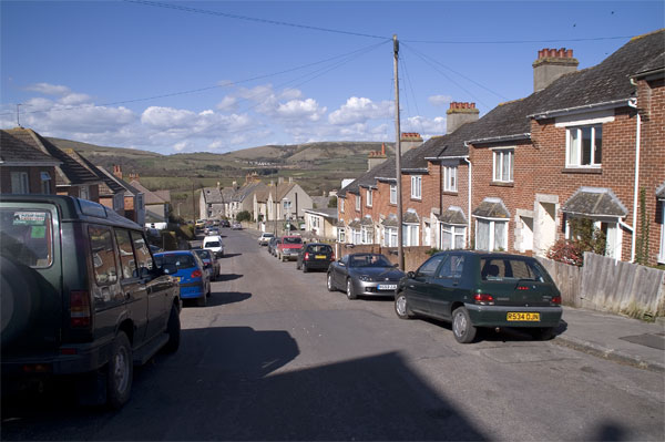 Jubilee Road, Swanage