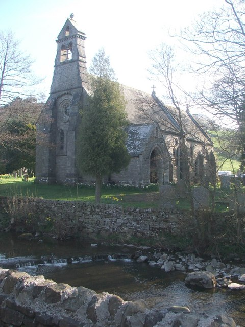 St Mary and St Peters church, Hardraw.
