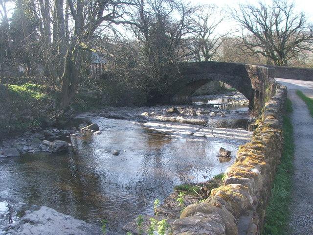 Bridge at Hardraw.