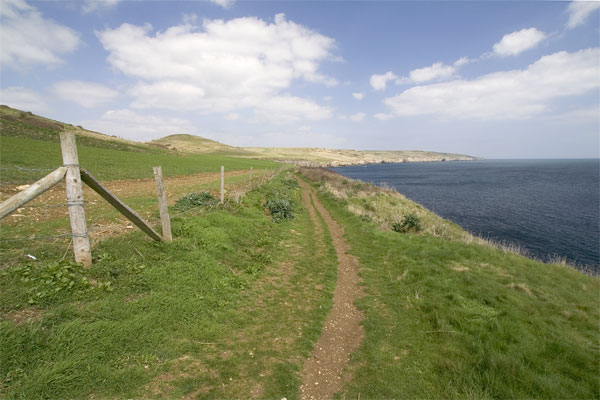 Jurassic Coast at West Man