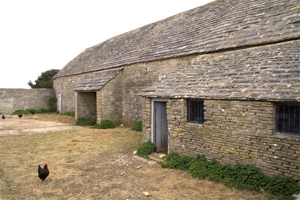 Spyway Barn