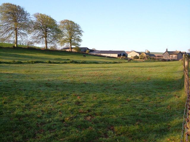 Higher Washbourne Farm