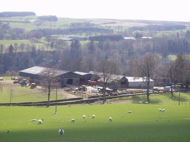 Middle Drimmie Farm
