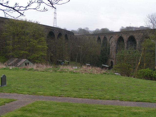 Chapel Milton Viaducts