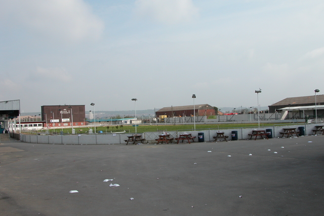 Portsmouth Greyhound Stadium.