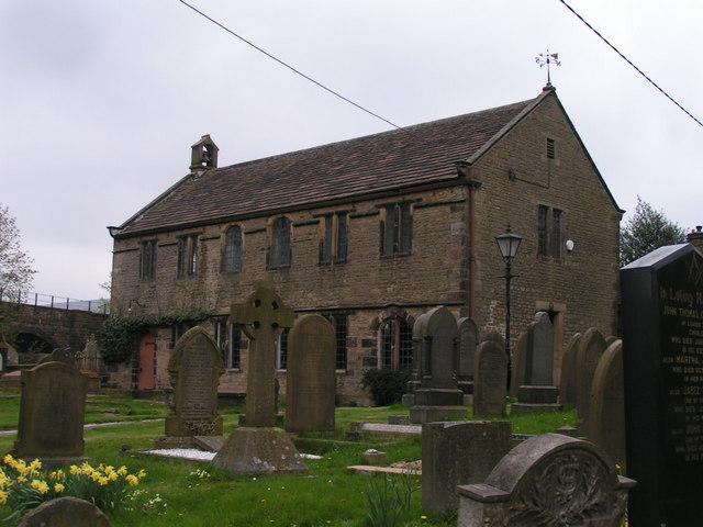 Chinley Chapel, Chapel Milton