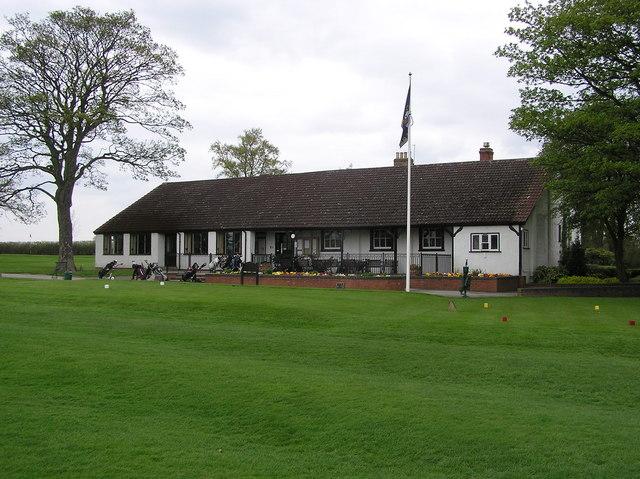Darlington Golf Club.