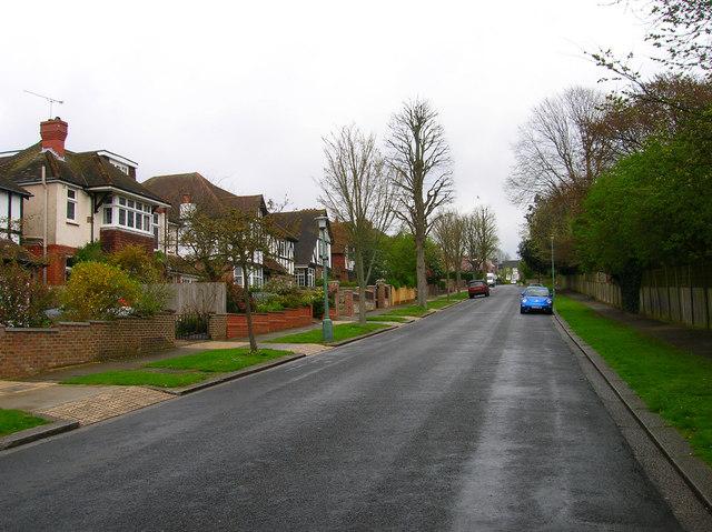 Radinden Manor Road