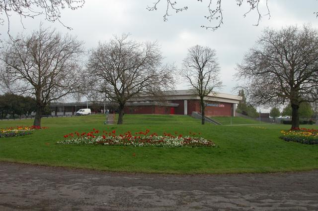 Mountbatten Centre, Portsmouth.