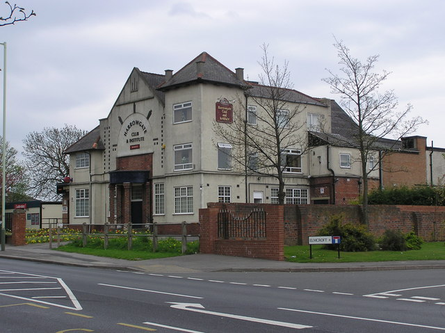 Harrowgate Hill  Club & Institute