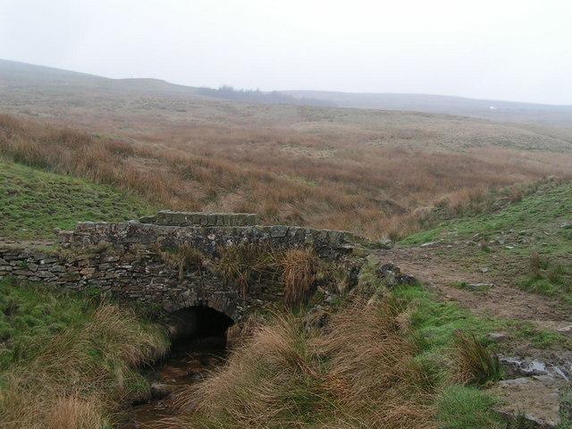 Bridge, Cistern's Clough